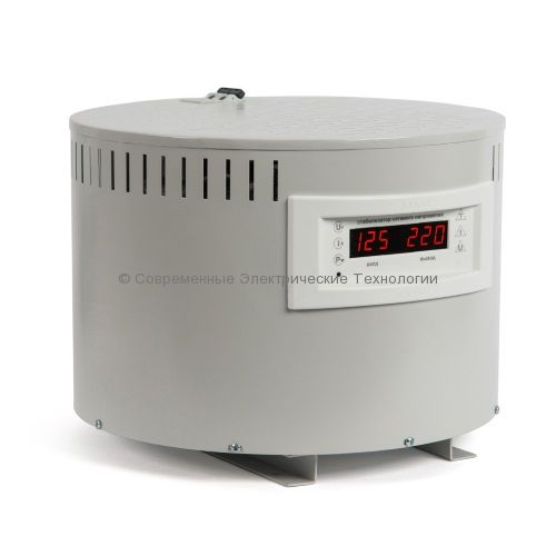 Cтабилизатор напряжения 1-фазный 3кВА Бастион (SKAT STL-5000)