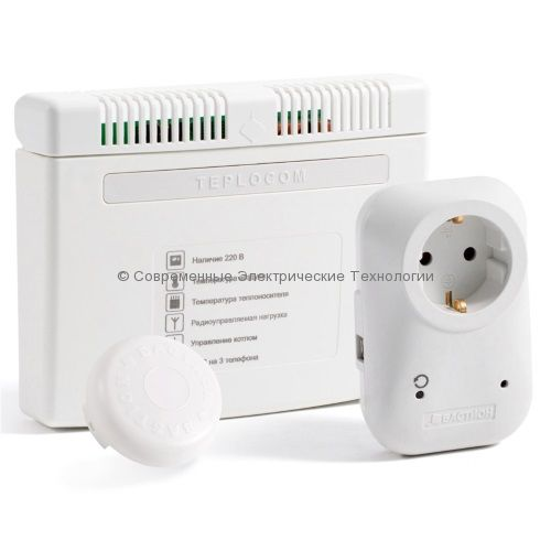 Теплоинформатор TEPLOCOM Pro GSM