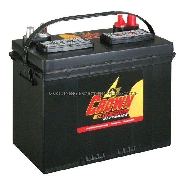 Аккумулятор тяговый 12В 95Ач (С5) 27DC115 Crown