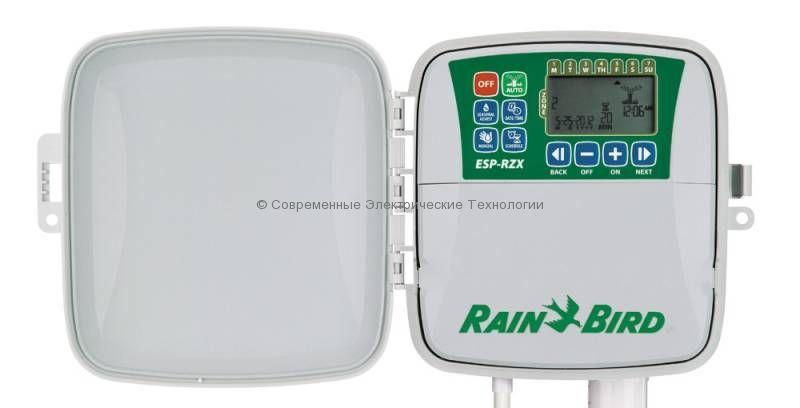 Контроллер полива на 4 зоны ESP-RZX4 уличный