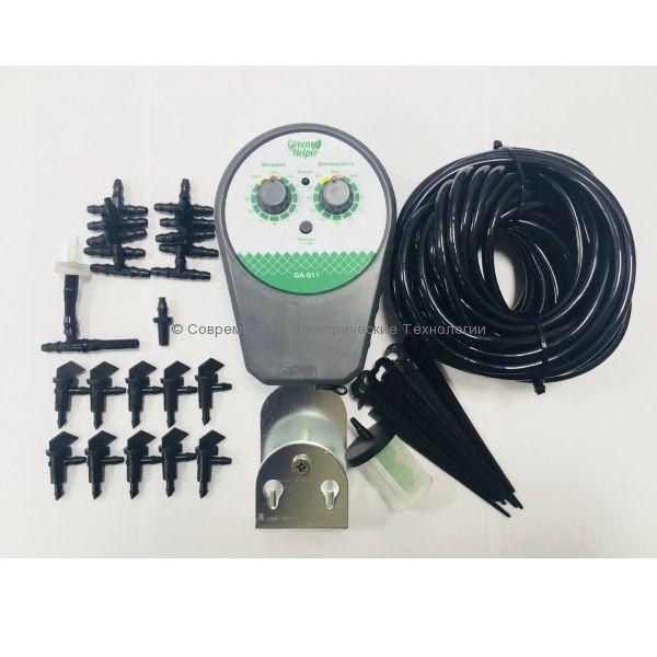 Комплект для автоматического капельного полива цветов (GA-110)