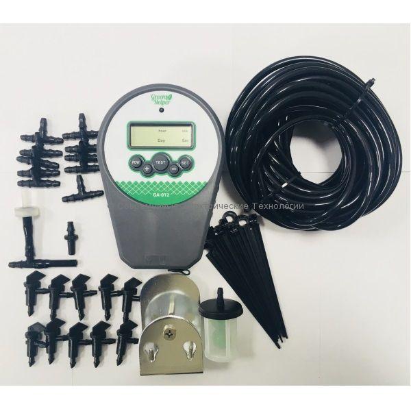 Комплект для автоматического капельного полива цветов (GA-120)