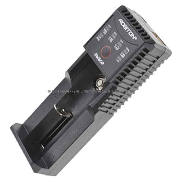 Универсальное зарядное устройство MasterCharger 1B/plus ROBITON
