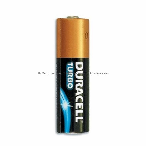 Батарейка Duracell LR6 Turbo (AA, 316) алкалиновая 1.5В