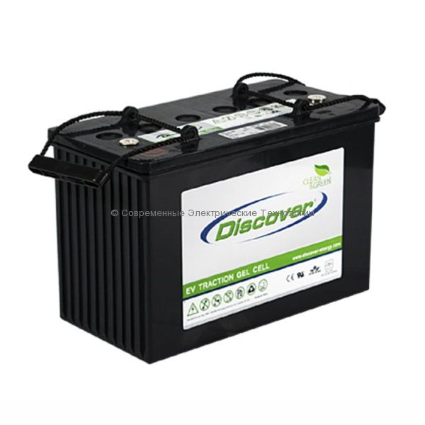 Аккумулятор тяговый гелевый 12В 80Àч (С5) EV512G-080 Discover