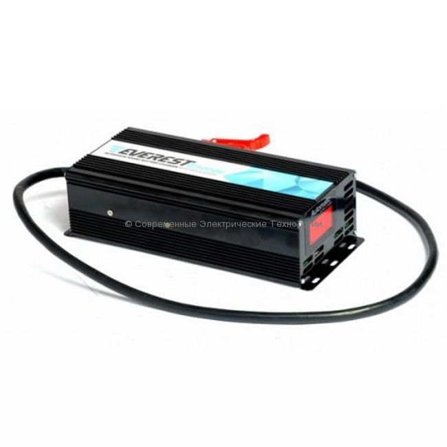Зарядное устройство 24В 12А для кислотных аккумуляторов 60-100Ач (Everest EVE-24-12)