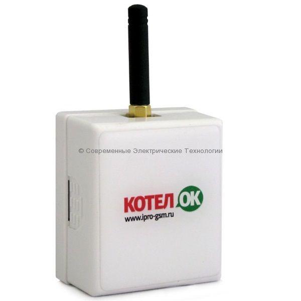 Модуль управления котлом GSM КОТЕЛОК