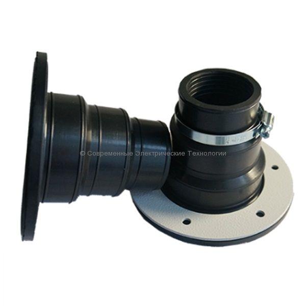 Муфта проходная герметичная д.25-32-40мм