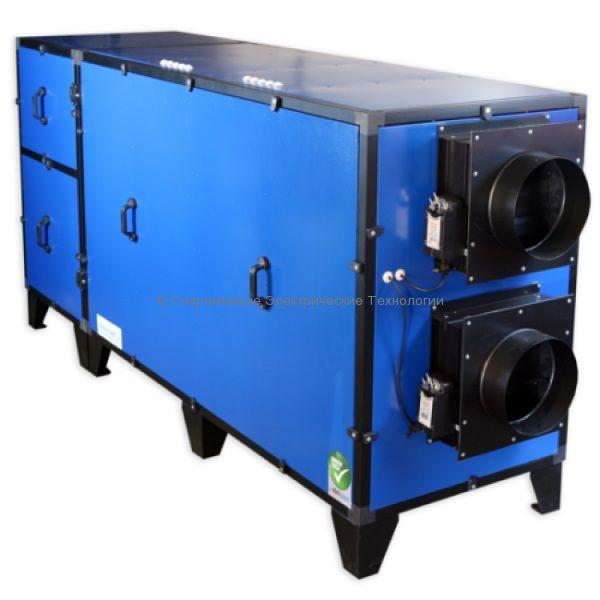 Приточно-вытяжная установка для бассейна Breezart 1000 Pool Pro с рекуператором
