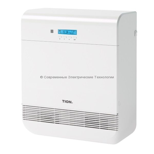 Компактная приточная вентиляционная установка БРИЗЕР ТИОН О2 Standard