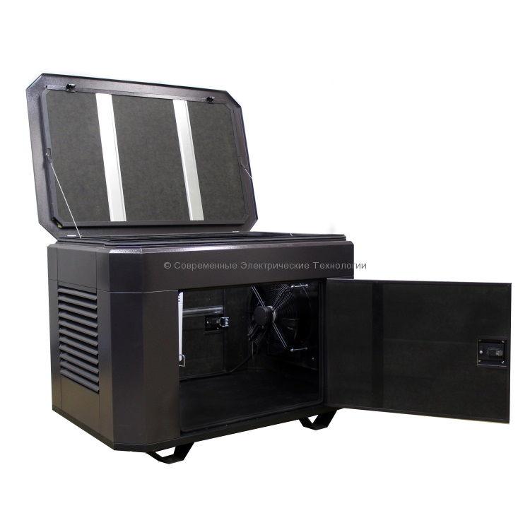 Кожух для генератора до 10кВт с вентилятором