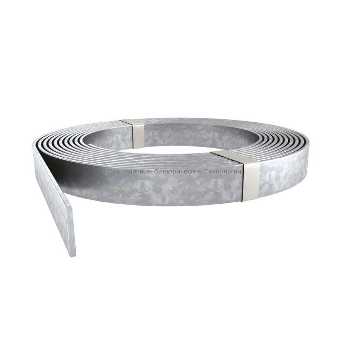 Полоса стальная оцинкованная 40х4мм (6 метров)